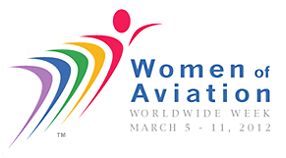 Happy Women of Aviation Worldwide Week