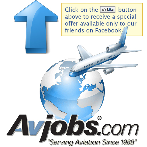 Your AVIATION career is BRIGHTER than ever... - Get hired 15-50% FASTER with Avjobs.com!