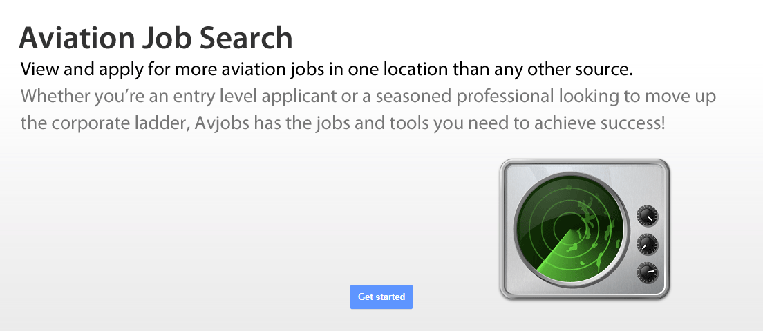 More aviation jobs in one location than any other source.
