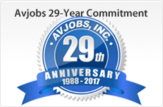 Avjobs.com Marks 25-Year Commitment